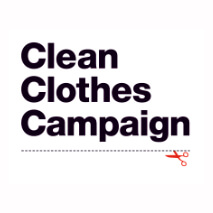 Clean Clothes Campaign logo